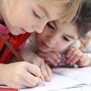 Vorbereitungskurs auf die Meridian International School (M.I.S.) Kinder 5-6 Jahre