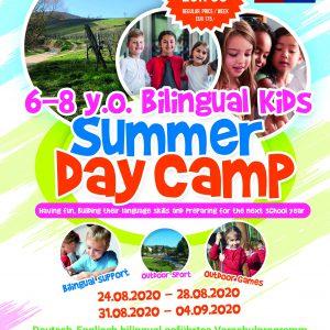 Bilingual Kids Summer Day Camp